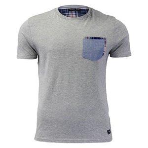 Mens Brave Soul Assorted Graphic Photo Print T-Shirts Plain Cotton Mix Tee