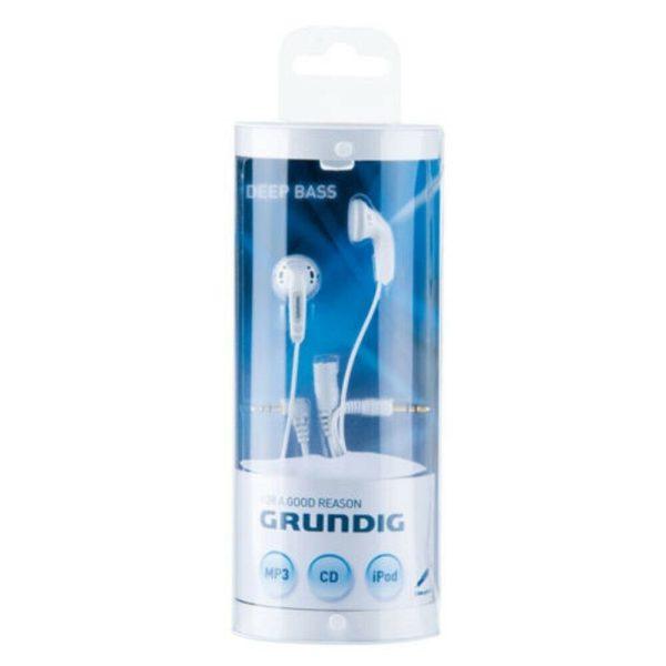 Grundig Deep Bass Stereo Earphones Sports Earphones MP3 CD Ipod