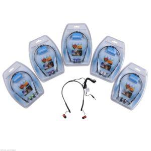 GRUNDIG WATERPROOF HEADPHONES 51606 IN-EAR 3.5MM JACK IDEAL FOR SWIMMING SPORT
