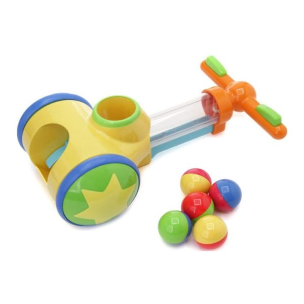 Pic N Pop Play to Learn Toddler Push Along Toy Ball Game TOMY 71161