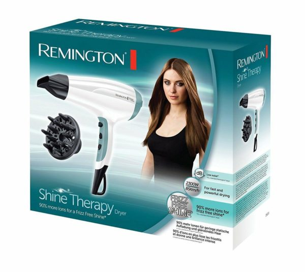 Remington Shine Therapy Dryer Gift Pack D5216