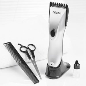 Omega RHC-05 Rechargeable Hair Clipper