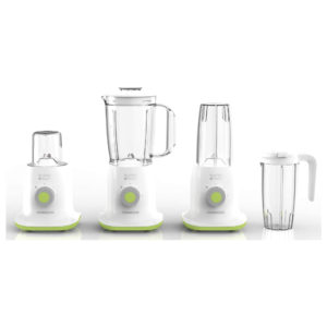 Blender 3-in-1 Blend-XTRACT Kenwood – White and Green