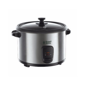 Rice Cooker and Steamer 1.8 L Russell Hobbs  – Silver