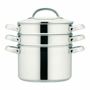 Create Range Prestige Multi Steamer Stainless Steel 2.8L 18cm