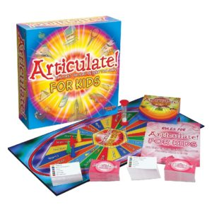 Drumond Park Articulate! For Kids - Family Kids Board Game | The Fast Talking Description Game | Family Games for Adults and Children Suitable From 6+ Years