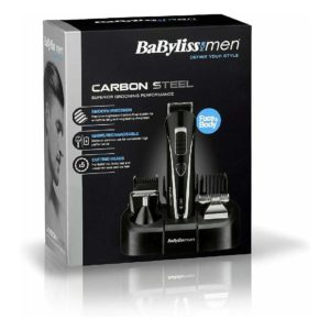 Hair and Beard Total Grooming Control Carbon steel multi trimmer BaByliss
