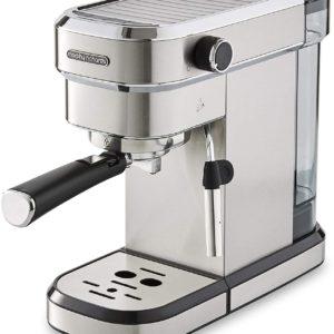 Morphy Richards 172020 Espresso Coffee Machine Barista Style Cappuccino