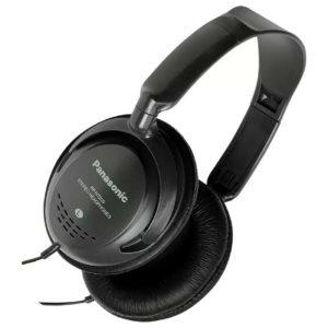 Panasonic RP-HT225E-K Monitor Headphones with XBS - Black