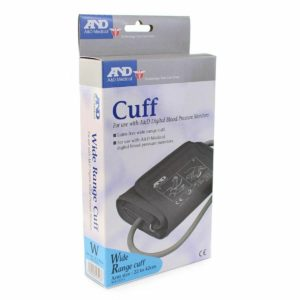 A&D UA Series Wide Range Cuff for Use with A&D Digital Blood Pressure Monitors