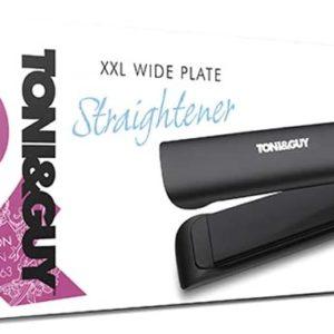 Toni & Guy Wide Plate Hair Straightener XXL  TGST3007UK Salon Professional
